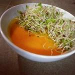 Yummy Yam Soup